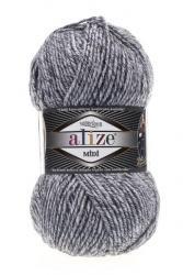 Цвет: Серый жаспе (801)