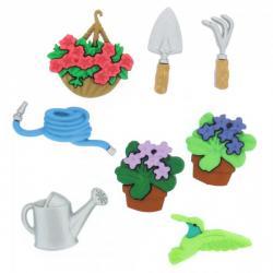 Цвет: Сад (6960)
